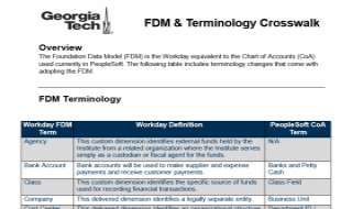 Terminology Crosswalk Document thumbnail